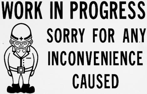 Work In Progtess
