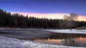 Gauja in Winter